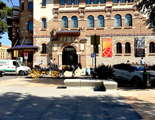 Malaga University Headquarters, May 2015