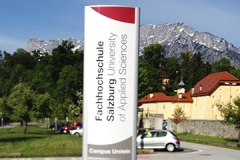 Salzburg University of Applied Sciences, May 2014